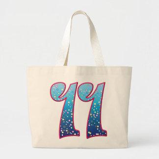 11 Age Rave Jumbo Tote Bag