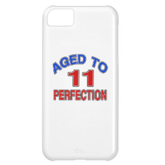 11 Aged To Perfection Cover For iPhone 5C
