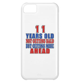 11 Ahead Birthday Designs iPhone 5C Cover