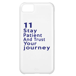 11 Birthday Designs Case For iPhone 5C