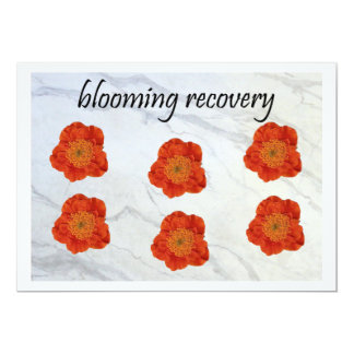 11 Blooming Recovery Card