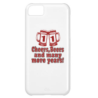 11 Cheers Beers Birthday Designs iPhone 5C Cover