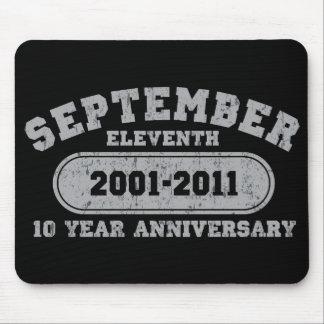 11 de septiembre - aniversario 2011 tapete de raton