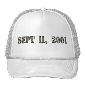 11 de septiembre de 2001 gorro