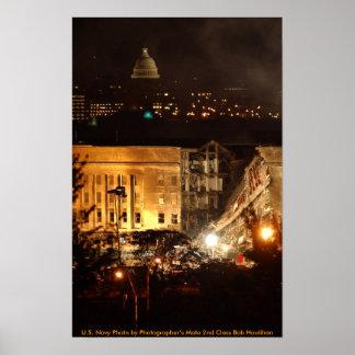 11 de septiembre de 2001/Pentágono Impresiones