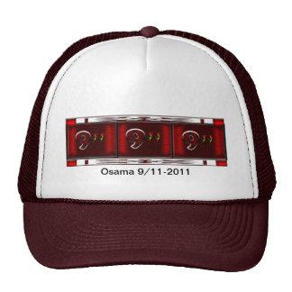 11 de septiembre gorras
