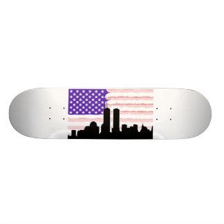 11 de septiembre monopatín