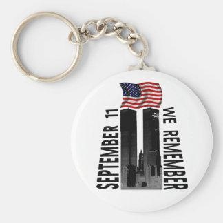 11 de septiembre recordamos llaveros personalizados