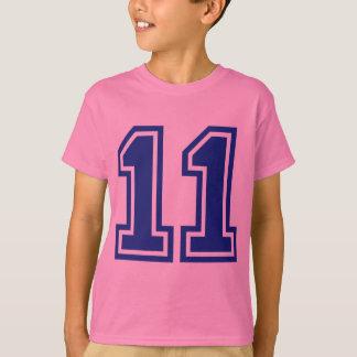 11 - eleven T-Shirt