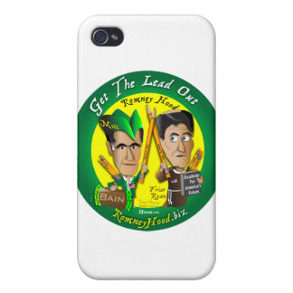 11 Get The Lead Out iPhone 4 Cover