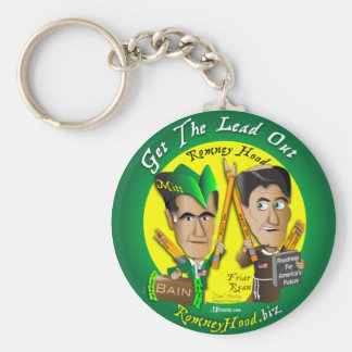 11. Get The Lead Out Keychain