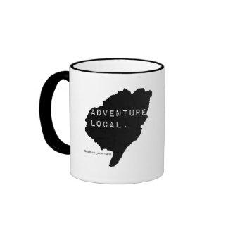 11 oz. 'Adventure Local' Ringer Mug