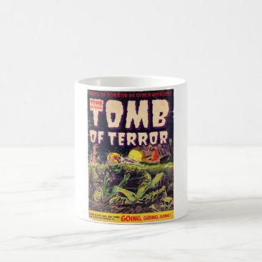 11 oz Classic Mug Tomb of Terror Going Going Gone