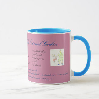 11 oz Grandma's Raisin Oatmeal Cookie Mug