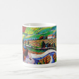 "11 oz Mug ""Once Upon a Vineyard Daydream"""