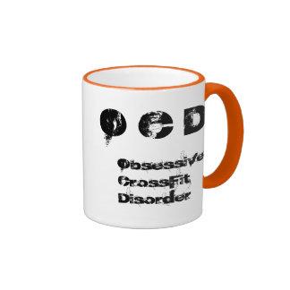 11 OZ OCD Mug