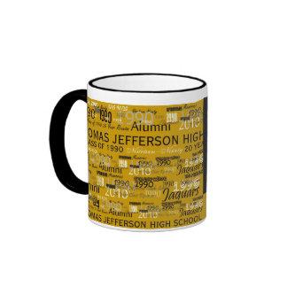 11 oz TJHS 20 Year Ceramic Mug