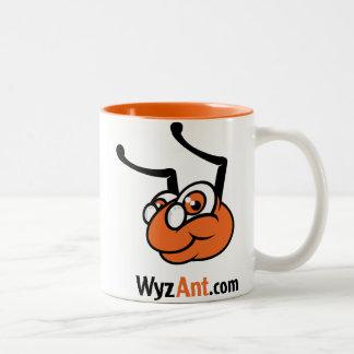 11 oz. Two-tone WyzAnt Mug