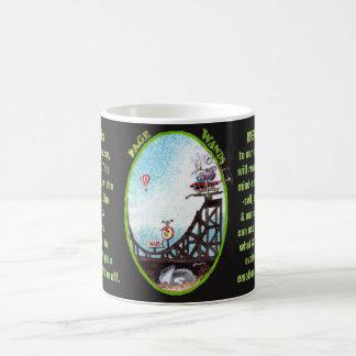 11. Page of Wands - Alice tarot Coffee Mug
