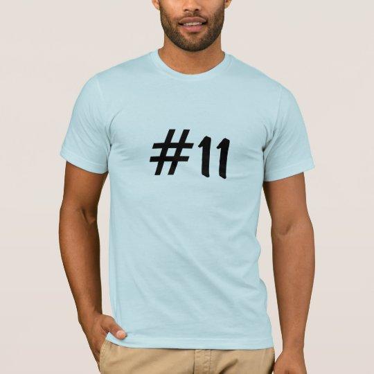 #11 PLAYERA