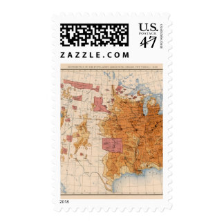 11 población 1880 sellos postales