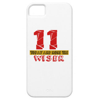 11 Today And None The Wiser iPhone SE/5/5s Case