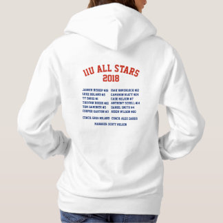 11 U All Stars Shirt
