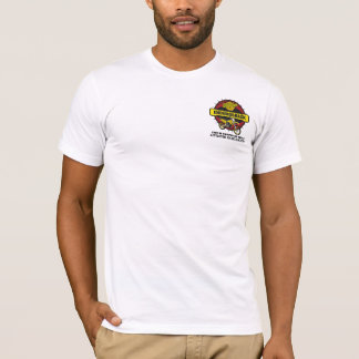 11 Wesley Carr Double Sided T-Shirt