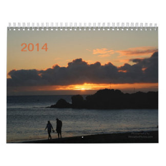 11 x 17 Two-page 2014 Calendar