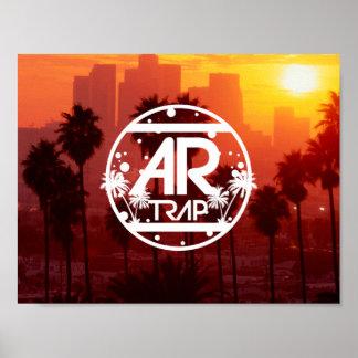 "11"" x 8.5"", Cali AR Poster Paper (Matte)"