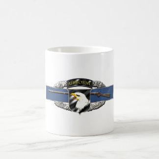 11B 101st Airborne Division Classic White Coffee Mug