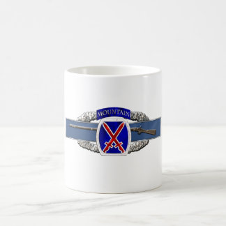 11B 10th Mountain Division Coffee Mug