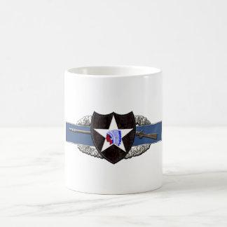 11B 2nd Infantry Division Coffee Mug