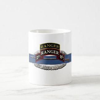 11B 75th Ranger 2nd Battalion w/ Tab Coffee Mug