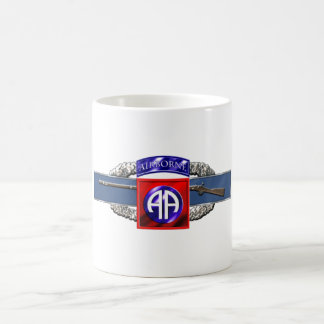 11B 82nd Airborne Division Coffee Mug