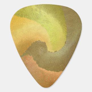 11B abstractos - Imagen de la guitarra