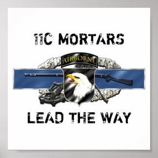 11C 101st Airborne Division Poster