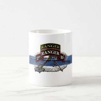 11C 75th Ranger 2nd Battalion w/ Tab Coffee Mug