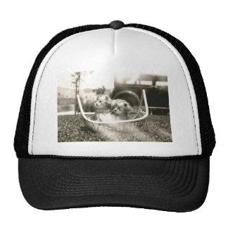 11h (27) trucker hat
