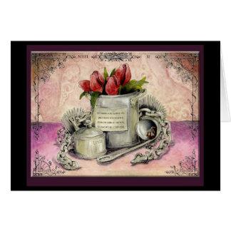 11ma tarjeta de regalo del aniversario de boda del