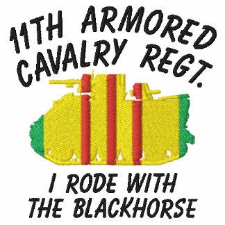 11mo ACR ACAV y camisa cruzada del indicativo de