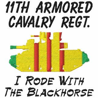 11mo ACR M551 y camisa cruzada del indicativo de