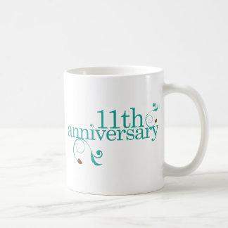 11mo Aniversario Taza Clásica