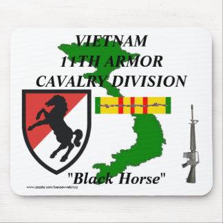 11mo Armadura Cav Vietnam Mousepad 1/w