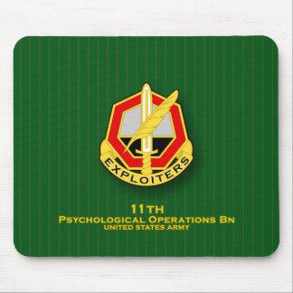 11mo Bn DUI de las operaciones psicológicas Alfombrillas De Ratones