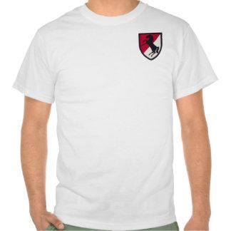 """11mo Camisa cruzada ACAV de los sables del ACR """"Bl"""