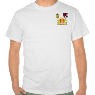 11mo Camisa de Charlie del tango del ACR M551 Sher