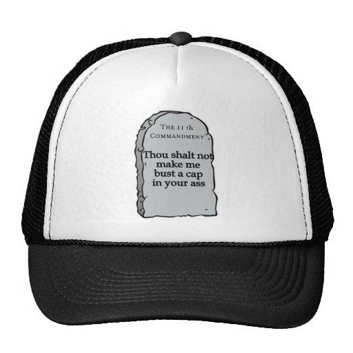 11mo Commandment.png Gorros