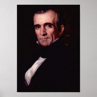 11mo los E E U U presidente de James K Polk Posters