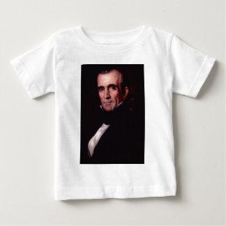 11mo los E.E.U.U. presidente de James K. Polk Playera De Bebé